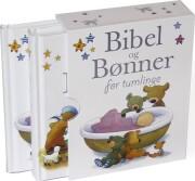 bibel og bønner for tumlinge - bog