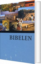 bibelen med faktasider - bog