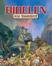bibelen som tegneserie #2 - bog