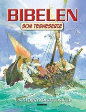bibelen som tegneserie #4 - bog