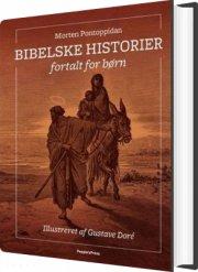 bibelske historier fortalt for børn - bog