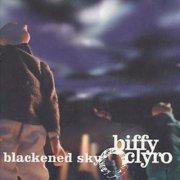 biffy clyro - blackened sky - cd