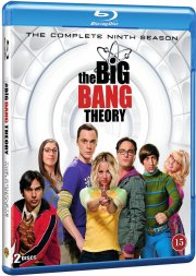 big bang theory - sæson 9 - Blu-Ray