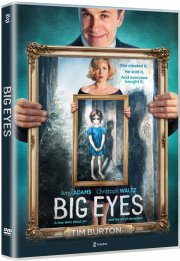 big eyes - tim burton - DVD