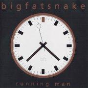 big fat snake - running man - cd