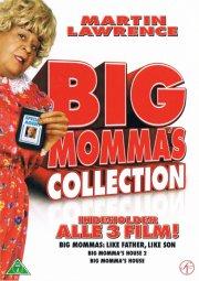 big mommas house // big mommas house 2 // big mommas house 3 - DVD