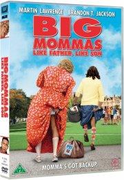big mommas house 3 - like father, like son - DVD