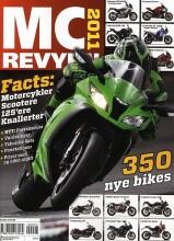 bil magasinet, mc-revyen 2011 - bog