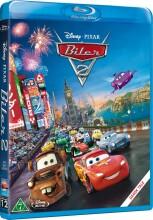 biler 2 / cars 2 - steel book - disney - Blu-Ray
