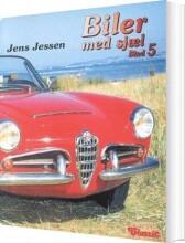 biler med sjæl - bind 5 - bog