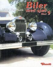 biler med sjæl - bind 9 - bog