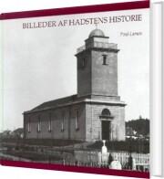 billeder af hadstens historie - bog