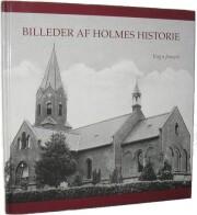 billeder af holmes historie - bog