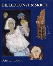 billedkunst og skrot - bog