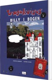 billy i bogen, læsekursus, elevbog - bog