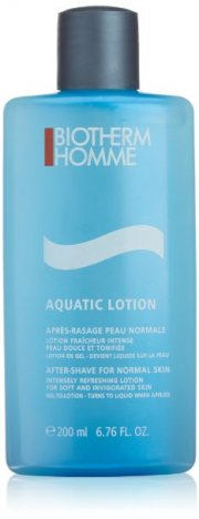 biotherm homme - aquatic lotion 200 ml. - Hudpleje