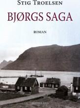 bjørgs saga - bog