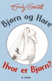 bjørn og hare - bog
