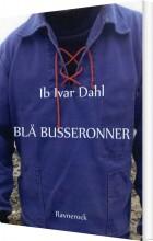 blå busseronner - bog