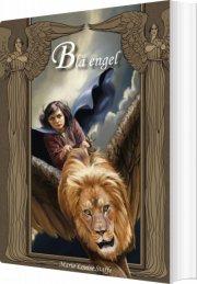 blå engel - bog
