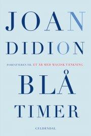 blå timer - bog