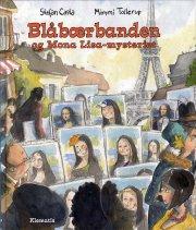 blåbærbanden og mona lisa-mysteriet - bog