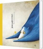 blåbjørnekant - bog