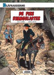blåfrakkerne: de fire evangelister - bog