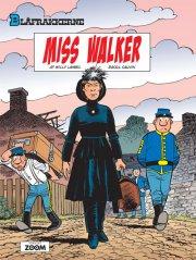 blåfrakkerne: miss walker - bog