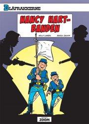 blåfrakkerne: nancy hart-banden - bog