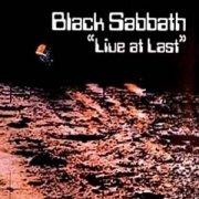 black sabbath - live at last [original recording remastered] - cd