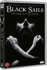 black sails - sæson 1 - DVD