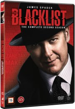 the blacklist - sæson 2 - DVD