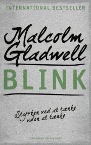 blink - styrken ved at tænke uden at tænke - bog