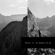 bliss - so many of us - cd