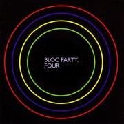 bloc party - four - cd