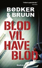 blod vil have blod - bog