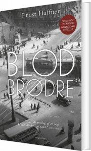 blodbrødre - bog
