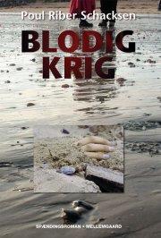 blodig krig - bog