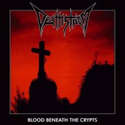 deathstorm - blood beneath the crypts - cd