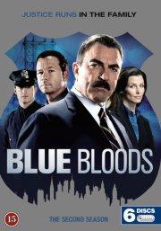 blue bloods - sæson 2 - DVD