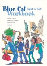 blue cat for femte - bog