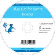 blue cat for femte - bog