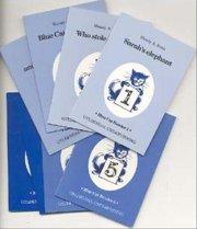 blue cat readers 1-8 - bog