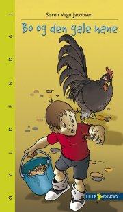 bo og den gale hane - bog