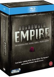 boardwalk empire - sæson 1-4 - Blu-Ray