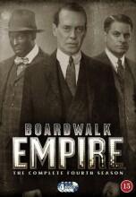 boardwalk empire - sæson 4 - hbo - DVD