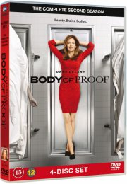 body of proof - sæson 2 - DVD