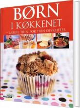 børn i køkkenet - bog