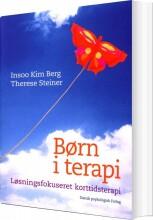 børn i terapi - bog